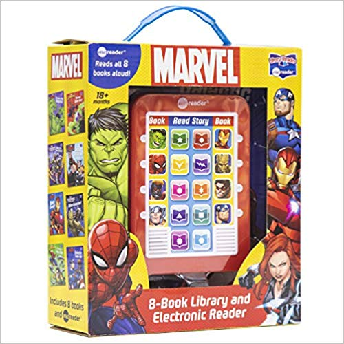 Marvel - Avengers, Spider-man, and Guardians of the Galaxy - (Box)