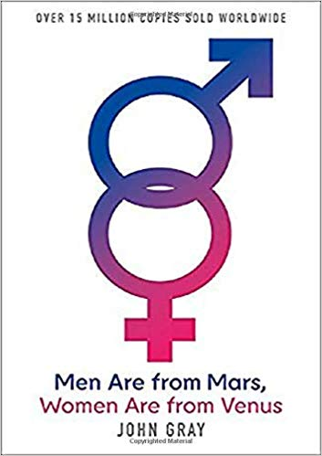 Men Are from Mars, Women Are from Venus - (PB)
