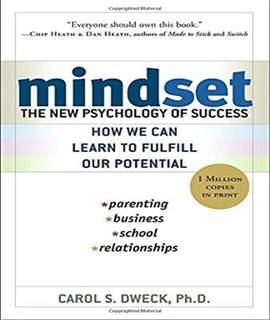 Mindset The New Psychology Of Succe