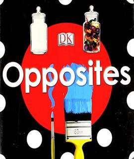 Mini Board Book: Opposites    -    (HB)