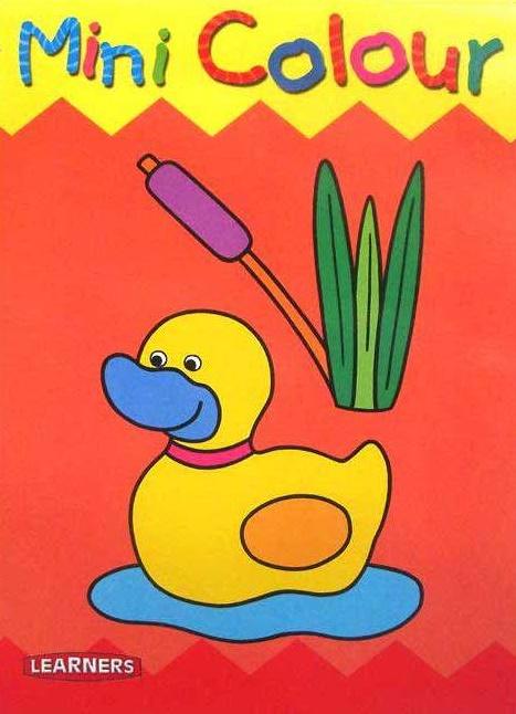 Mini Colour Duck