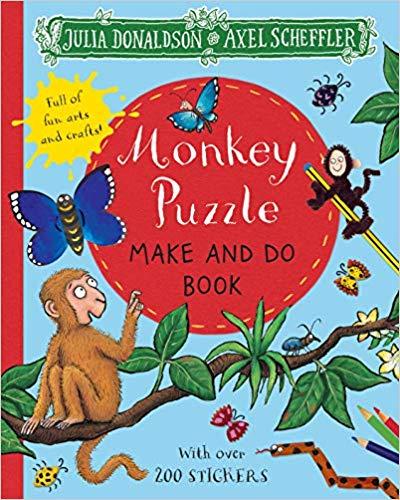 Monkey Puzzle Make and Do