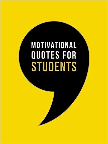 Motivational Quotes for Students  - (HB)