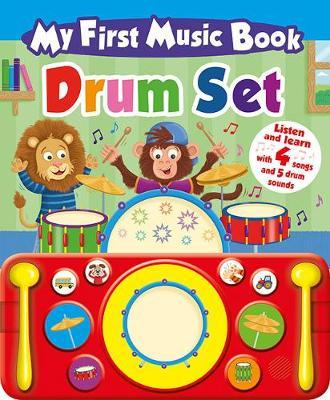 My First Music Book: Drum Set