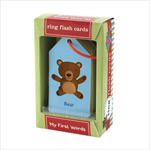 My First Words Ring Flash Cards