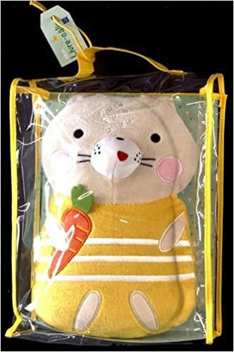 My Snuggle book: Rabbit (Mon livre calin) - (PB)