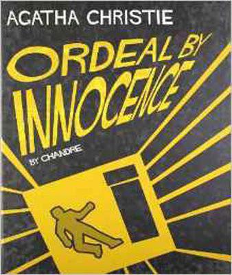 Ordeal By Innocence (Agatha Christie Comic Strip)