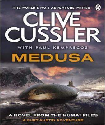 Medusa: NUMA Files #8 (The NUMA Files)