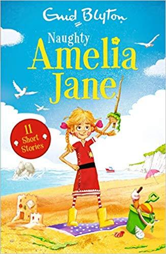 Naughty Amelia Jane - (PB)