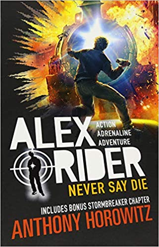 Never Say Die (Alex Rider)  - Paperback