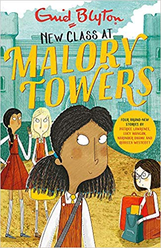 New Class at Malory Towers: Four brand-new Malory Towers Paperback