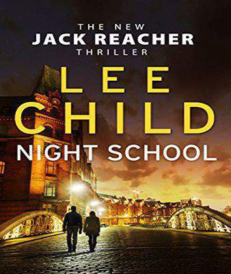 Night School Jack Reacher - (PB)