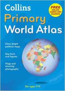 World Atlas (Collins Primary Atlas) (Collins Primary Atlases)