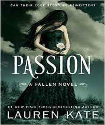 Passion (Fallen (Delacourte))