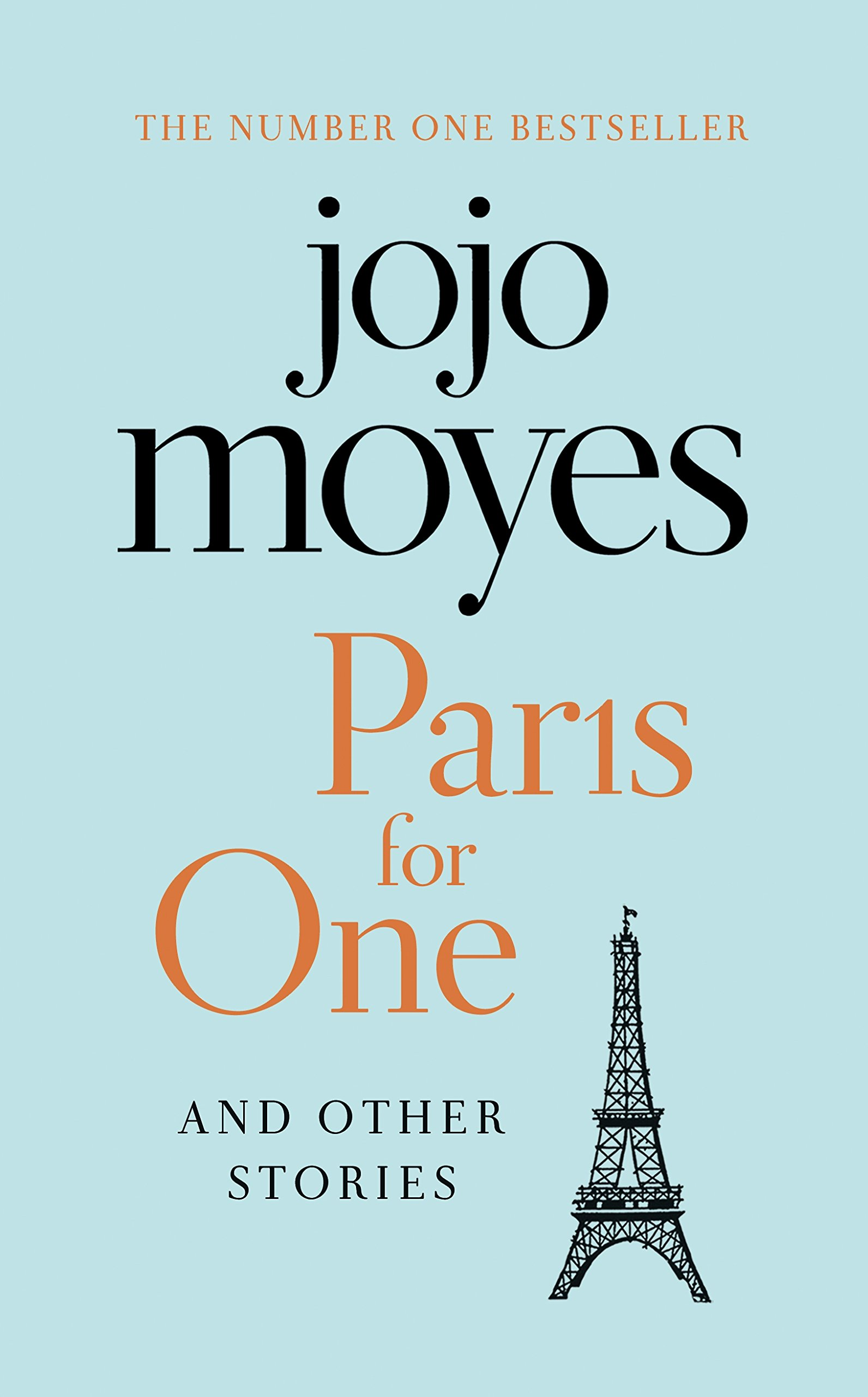 Paris For One And Other Stories - (PB)