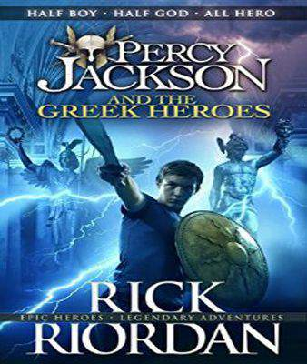 Percy Jackson and the Greek Heroes -