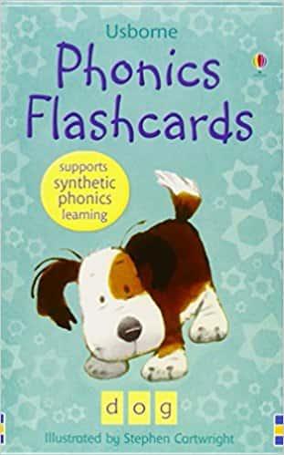 Phonics Flashcards (Phonics Readers)