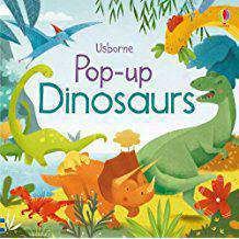 Pop-Up Dinosaurs (Pop Ups) - Board book