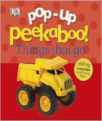 PopUp Peekaboo Things That Go