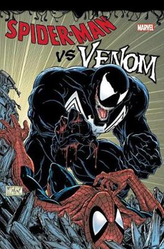 Spider-Man Vs. Venom Omnibus