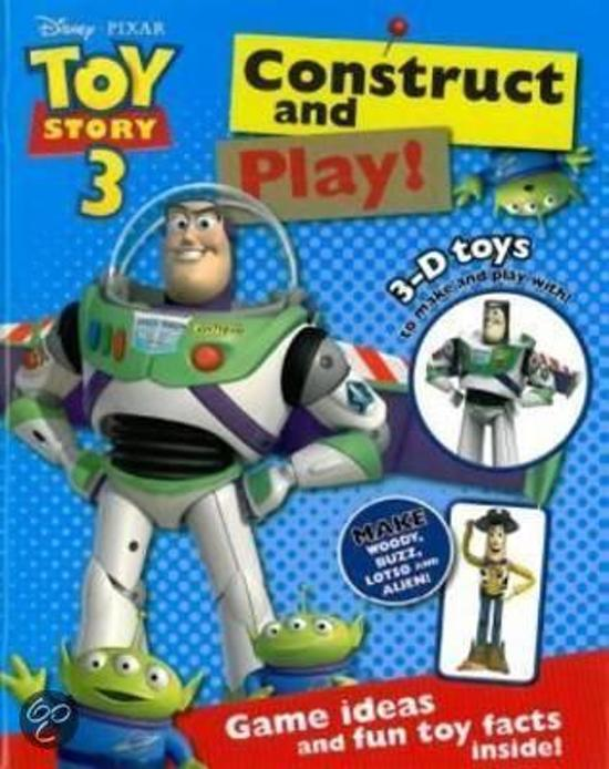 Disney Construct and Play