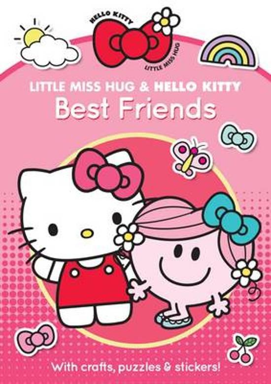 Little Miss Hug and Hello Kitty