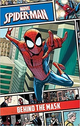 Marvel Spider-Man Behind the Mask