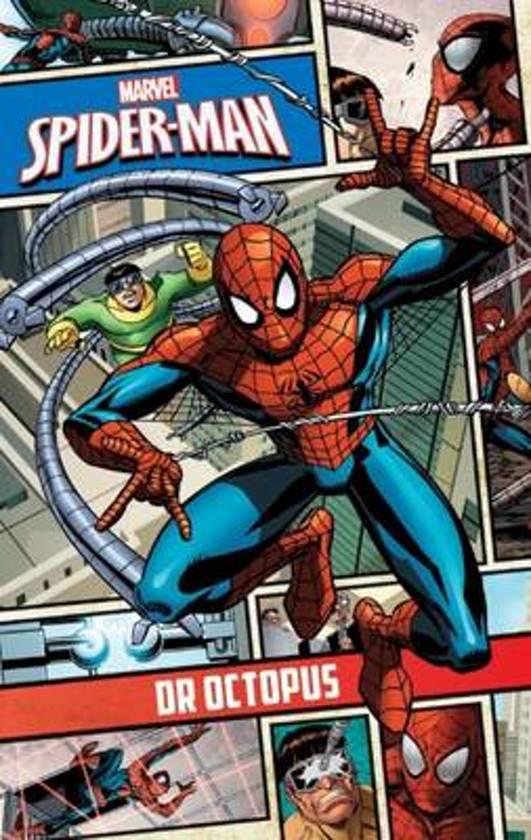 Marvel Spider-Man Dr Octopus
