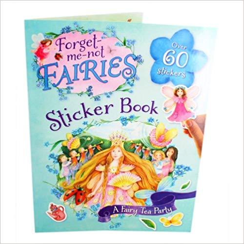 Fairy Sticker Book - A Fairy Teaparty