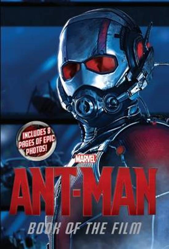 Marvel Ant-Man Book of the Film