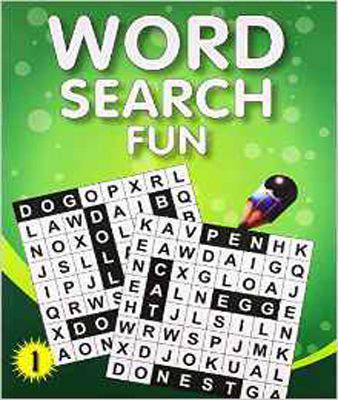 Word Search Fun 1
