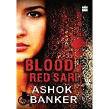 Blood Red Sari -