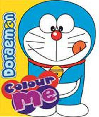 Doreamon Colouring Me