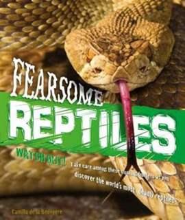 Fearsome Reptiles Animal Attack