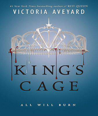 Red Queen 3 Kings Cage  - (PB)