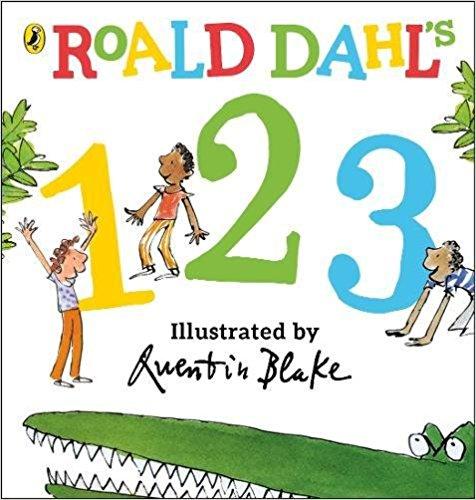 Roald Dahl's 123 - (BB)