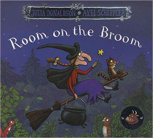 Room on the Broom - (PB)