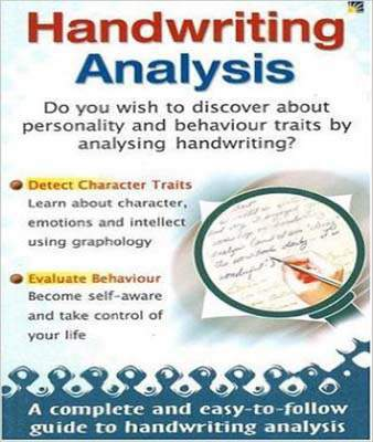 Handwriting Analysis: A Complete and Easy-to-Follow Guide to Handwriting Analysis