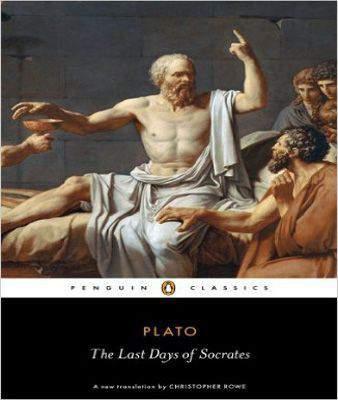 The Last Days of Socrates (Penguin Classics)