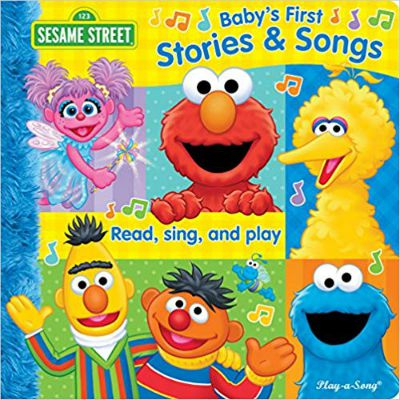 Sesame Street Baby's First Stories & Songs: Read, sing, and play