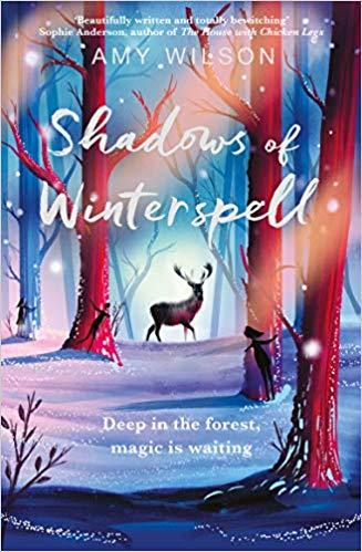 Shadows of Winterspell - Paperback