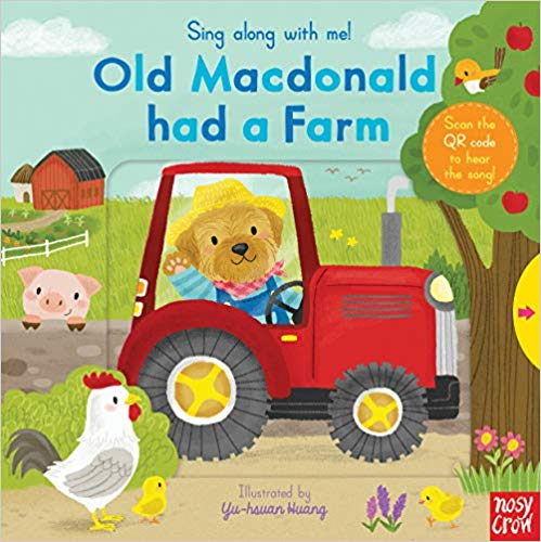 Sing Along With Me! Old Macdonald had a Farm - (BB)