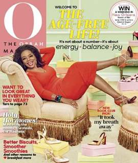 O The Oprah Magazine USA