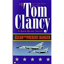 Clear and Present Danger Jack Ryan -