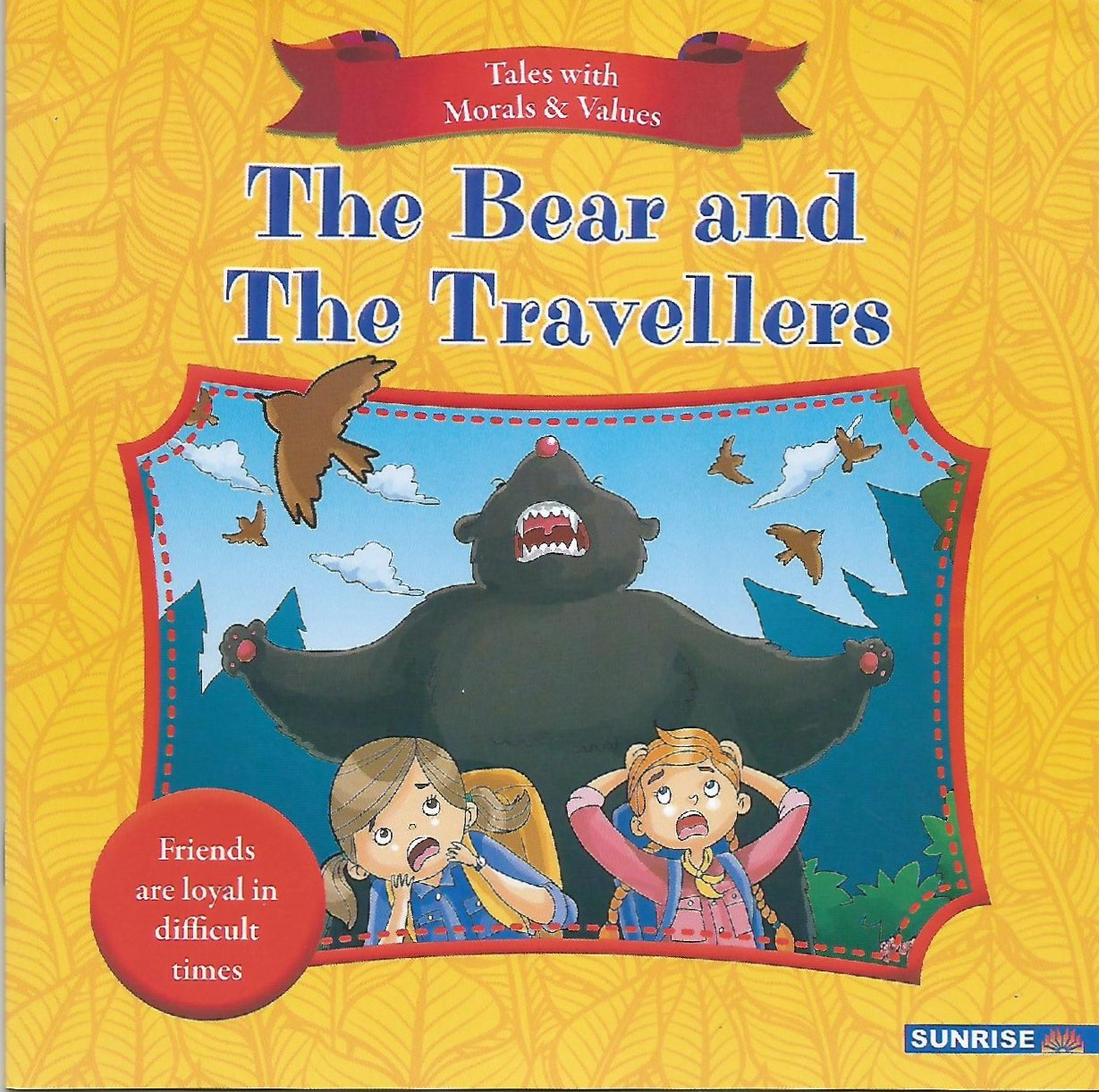 Tales With Moral Values - Bear And The Travellers - (PB)