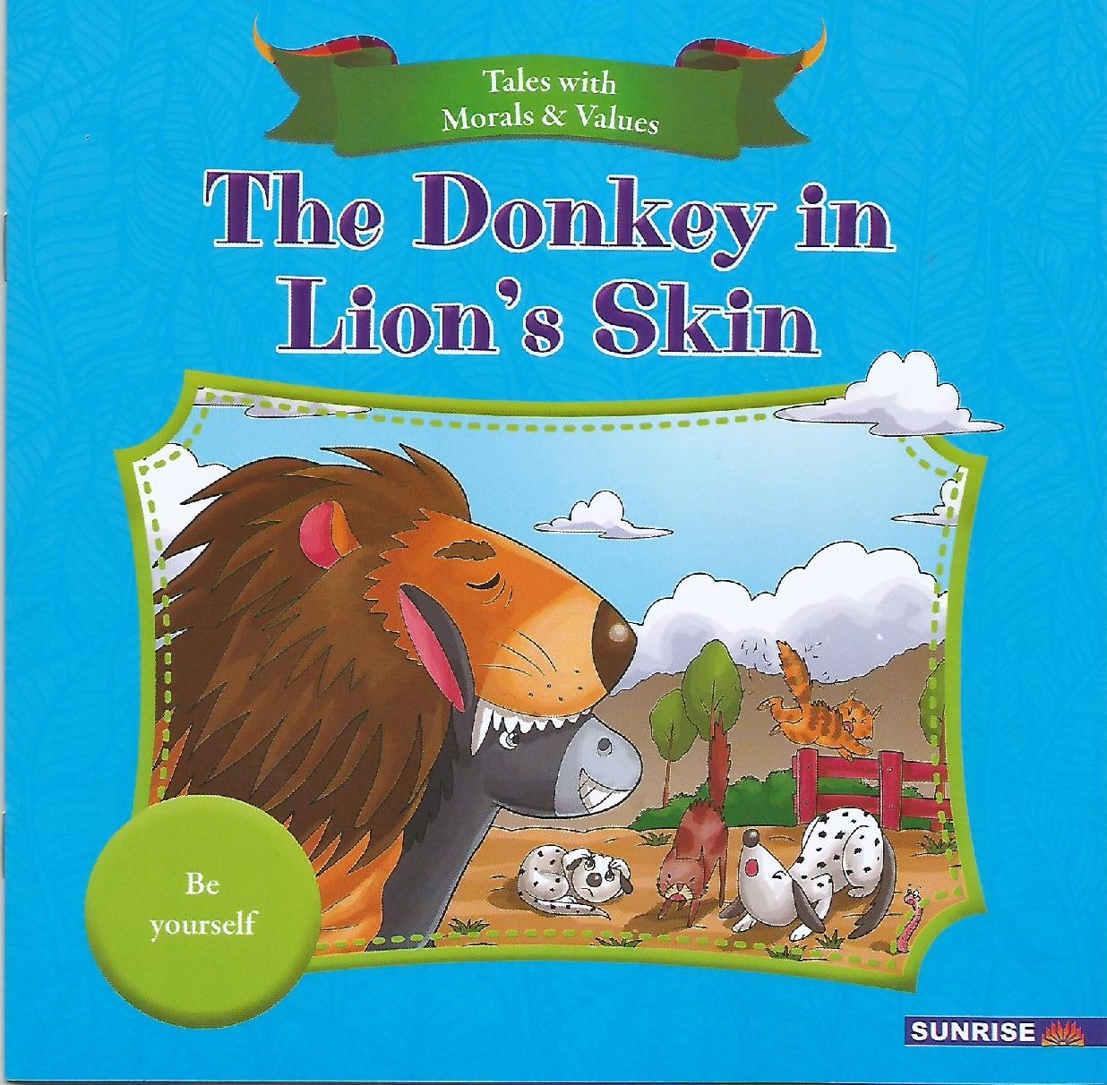 Tales With Moral Values - Donkey And Loins Skin - (PB)