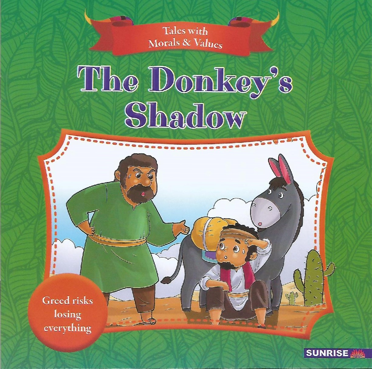 Tales With Moral Values - Donkey Shadow - (PB)