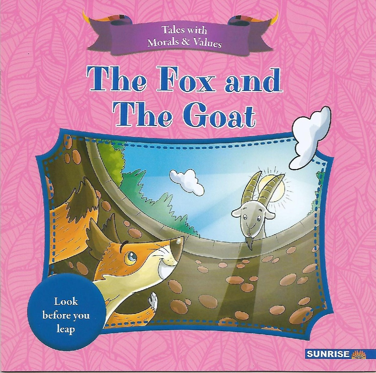 Tales With Moral Values - Fox And The Goat - (PB)