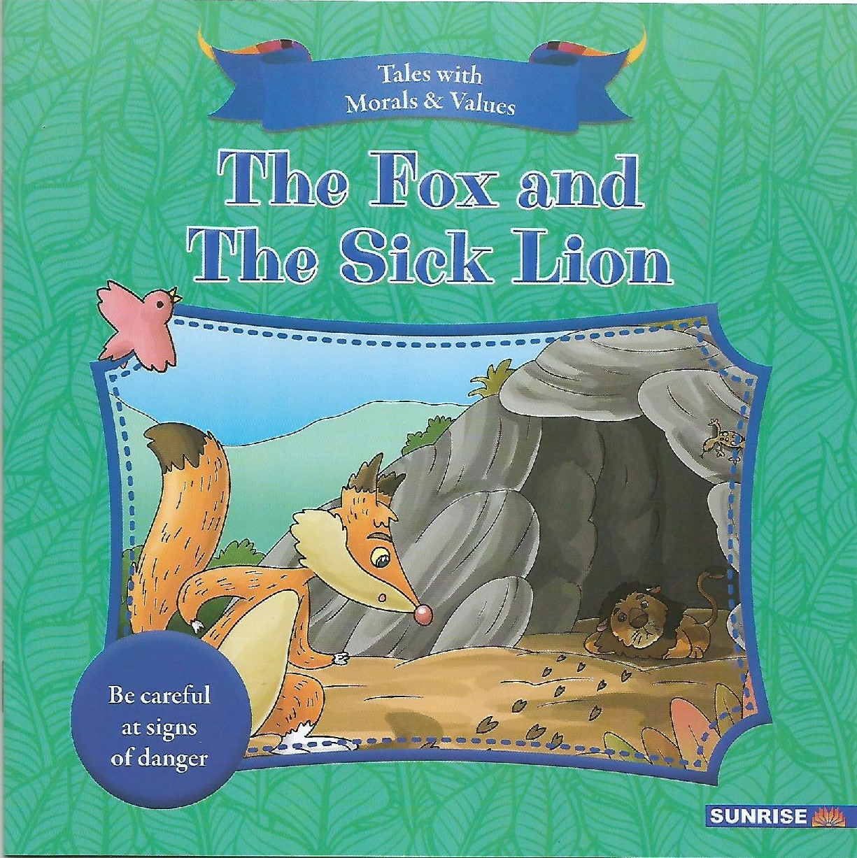 Tales With Moral Values - The Fox And The Stick Lions - (PB)