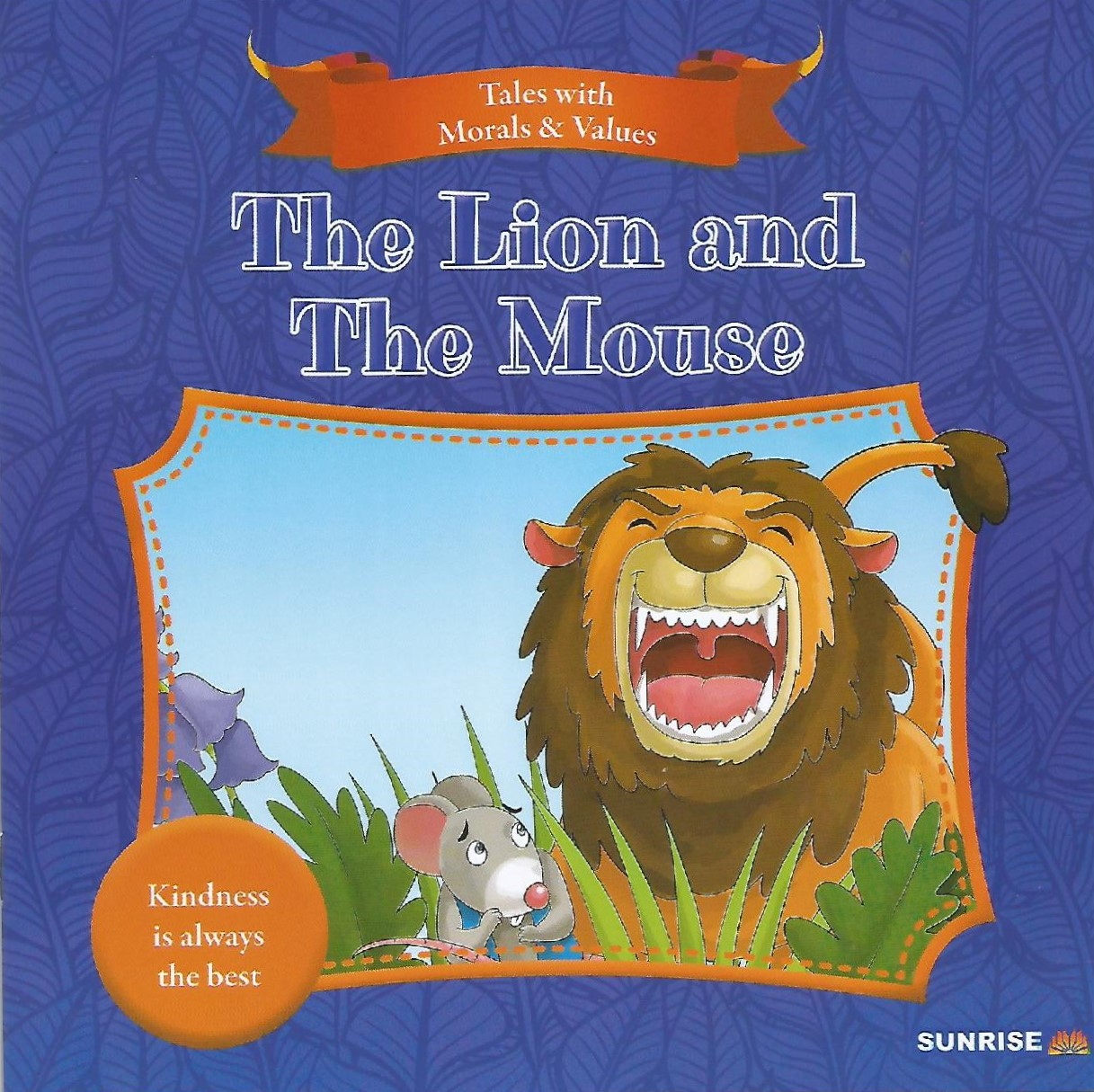 Tales With Moral Values - The Lion And The Mouse - (PB)